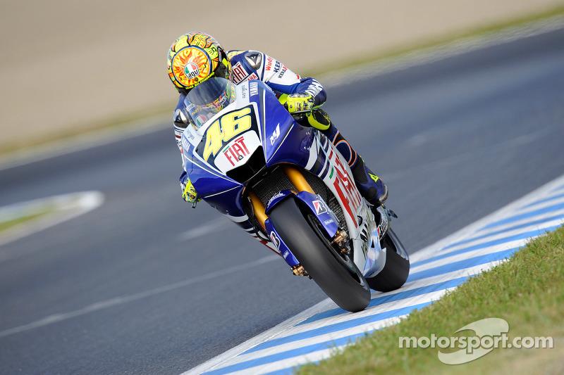 373 Punkte: Valentino Rossi 2008 (MotoGP)
