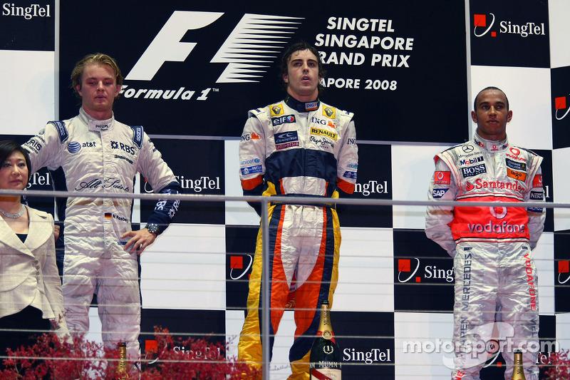 2008: Fernando Alonso