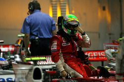 Felipe Massa, Scuderia Ferrari F2008