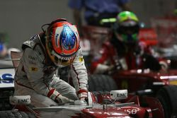 Timo Glock finishes 4th