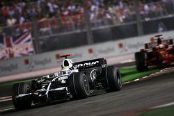 Nico Rosberg, Williams F1 Team, Kimi Raikkonen, Scuderia Ferrari