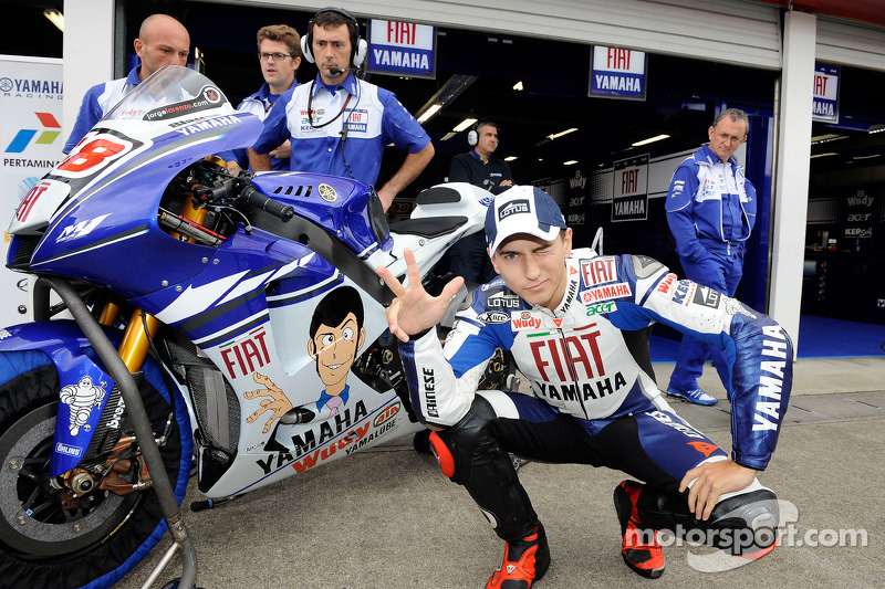 Japan-Grand-Prix 2008: Jorge Lorenzo (Yamaha)
