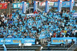 Suzuki grandstand