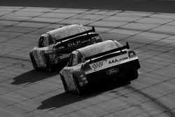 Joey Lagano et David Ragan