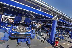 Subaru World Rally Team