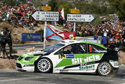 Jari-Matti Latvala et Miikka Anttila, Stobart VK M-Sport Ford World Rally Team