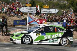 Jari-Matti Latvala and Miikka Anttila, Stobart VK M-Sport Ford World Rally Team