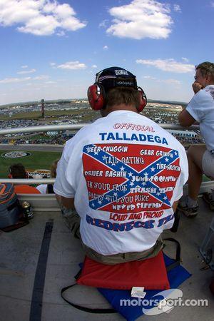 Officiel Talladega Redneck Fan t-shirt