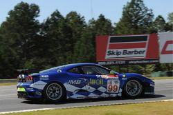#99 JMB Racing Ferrari 430 GT: Ben Aucott, Pierre Kaffer, Stephane Daoudi