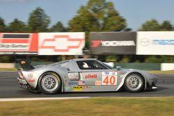 #40 Robertson Racing Doran Ford GT-R Roush-Yates Ford: David Robinson, Andrea Robinson, David Murry