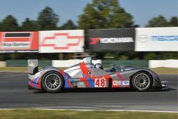 #48 Corsa Motorsports Zytek 07S: Johnny Mowlem, Gunnar Jeanette, Stefan Johansson