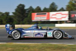 #15 Lowe's Fernandez Acura ARX-01B: Adrian Fernandez, Luis Diaz, MIchel Jourdain