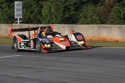 #30 Intersport Racing Lola B07/17 Judd: Ryan Lewis, Like Hines, Georges Forgeois