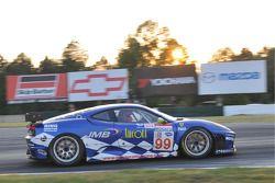#99 JMB Racing Ferrar F430GT: Ben Aucott, Pierre Kaffer, Stephane Daoudi
