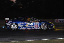 #99 JMB Racing Ferrari F430 GT: Ben Aucott, Pierre Kaffer, Stephane Daoudi