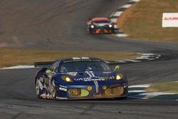 #99 JMB Racing Ferrari F430 GT: Ben Aucott, Pierre Kaffer, Stéphane Daoudi