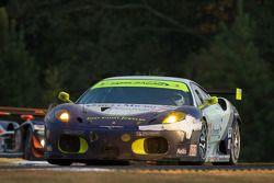 #73 Tafel Racing Ferrari F430 GT: Alex Figge, Jim Tafel, Pierre Ehert