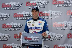 Pole winner Travis Kvapil