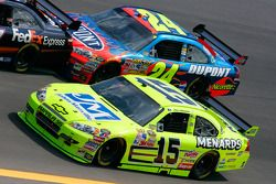 Paul Menard and Jeff Gordon