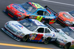 Travis Kvapil and Jeff Gordon