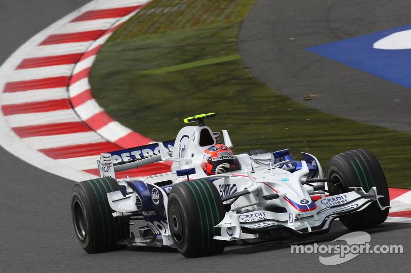 2008: BMW Sauber F1.08