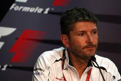 Conférence de presse FIA: Nick Fry, Honda Racing F1 Team