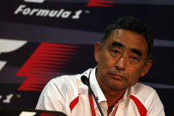 FIA press conference: Hiroshi Yasukawa, Bridgestone