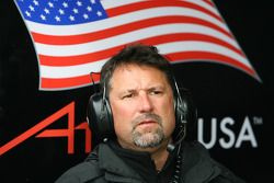 Michael Andretti, Seat Holder of A1 Team USA