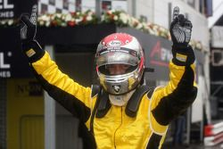 Fairuz Fauzy, driver of A1 Team Malaysia winner race 1