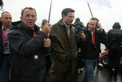 Dutch prime minister Jan-Peter Balkenende