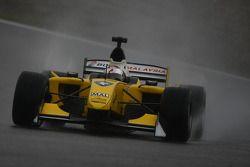Fairuz Fauzy, driver of A1 Team Malaysia