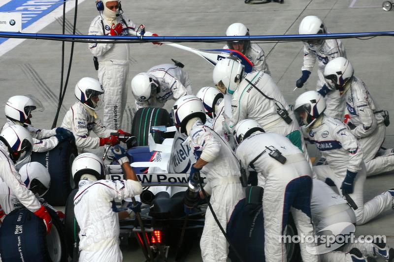 Robert Kubica, Grand Prix Japonii 2008