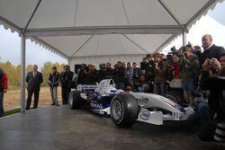 Voiture BMW Sauber 2007