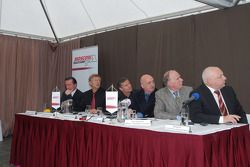 Conférence de presse à Fedukovo
