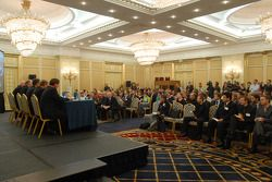 Conférence de presse à Moscou