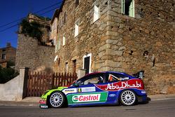 Франсуа Дюваль и Патрик Пивато, Stobart VK M-Sport Ford World Rally Team