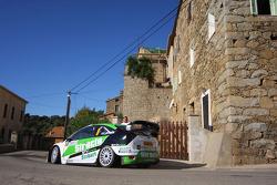 Яри-Матти Латвала и Микка Анттила, BP Ford Abu Dhabi World Rally Team, Ford Focus RS WRC