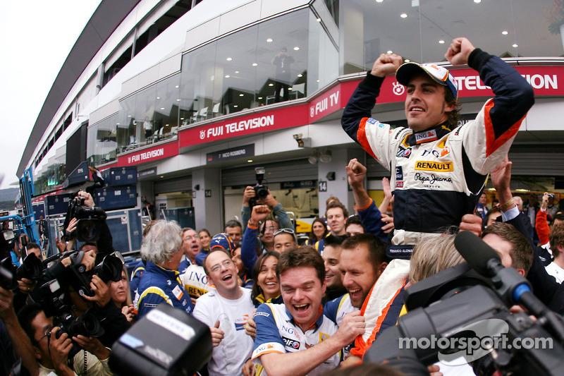 Гран При Японии, 2008 год