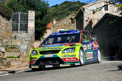 Франсуа Дюваль и Патрик Пивато, Ford World Rally Team Ford Focus RS WRC