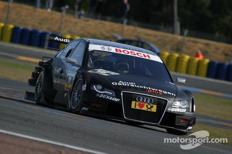 2008 (машина чемпиона): Audi A4 DTM