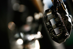 Тормозные суппорты мотоцикла Kawasaki's Ninja ZX-RR