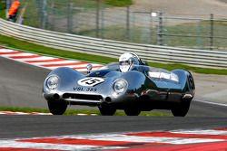 Ewan McIntyre, Lotus 15, 1959