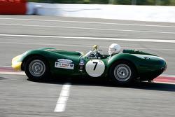 Stephen Gibson, Lister-Jaguar Knobbly, 1958
