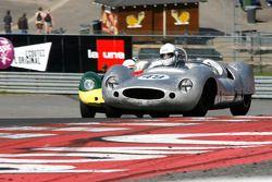 Paul Wooley, Cooper Monaco, 1959