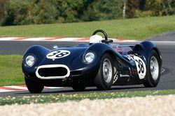 Barry Wood et Tony Wood, Lister-Jaguar Knobbly, 1959