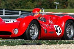Alan Minshaw, Maserati, T61 Birdcage, 1960