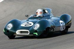 Les Ely, Lotus 11, 1959