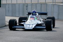 Andrea Bahlsen, Tyrrell 008, 1978,