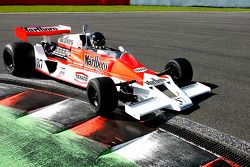 Christophe d'Ansembourg, McLaren M26, 1978,