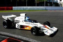 Frank Lyons, McLaren M23, 1973
